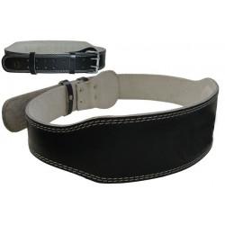 Vzpieračský pás kožený - veľkosť XL - 120 cm