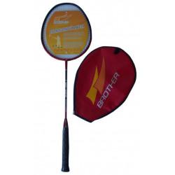Raketa badmintonová BROTHER ALU s pouzdrem