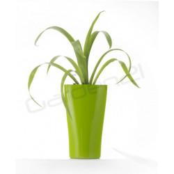 Samozavlažovací kvetináč G21 Trio mini zelený 15cm