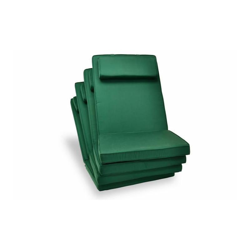 681ac9db2908 4 x kvalitný poťah na stoličku s vysokým operadlom Garth