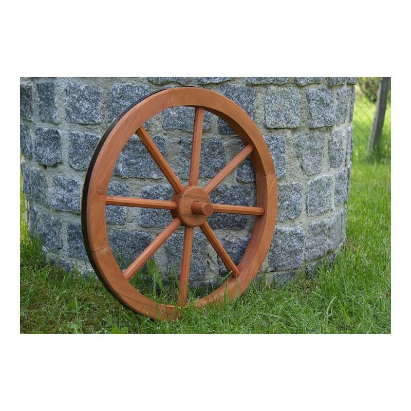 c7872832f ... Drevené koleso Garth 45 cm - štýlová rustikálna dekorácia ...