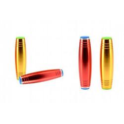 Fidget Tumbler kov 9,5cm antistresový váleček - 6 barev