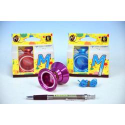 Jojo N5 - Desperado Magicyoyo 5,5x4cm hliník/kov s ložiskem - 3 barvy