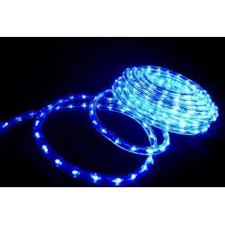 LED svetelný kábel 20 m - modrá, 480 diód