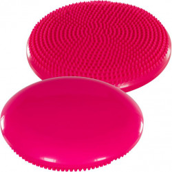 Balančný vankúš na sedenie MOVIT 33 cm, ružový