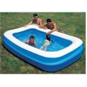 Veľké nafukovacie bazény